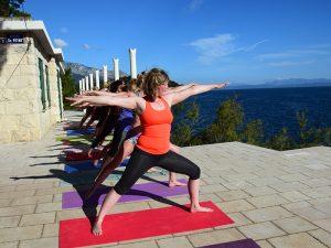 Balance Yoga Reise Kroatien