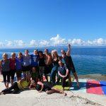 Auf Yoga-Reise in Kroatien