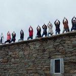 Yoga-Reise nach Griechenland