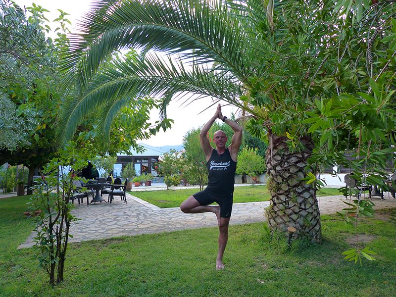 Yoga in Nea Peramos