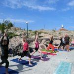Mit Arnold Zoor auf Yoga Retreat an der Adria