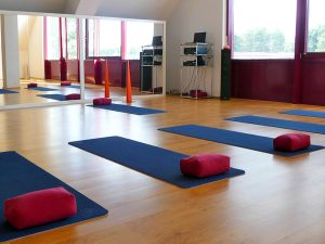 Yoga-Raum in Ahrensfelde