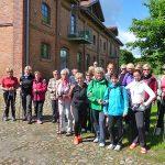 Teilnehmer der Gesundheitsreise nach Rügen im Mai 2015